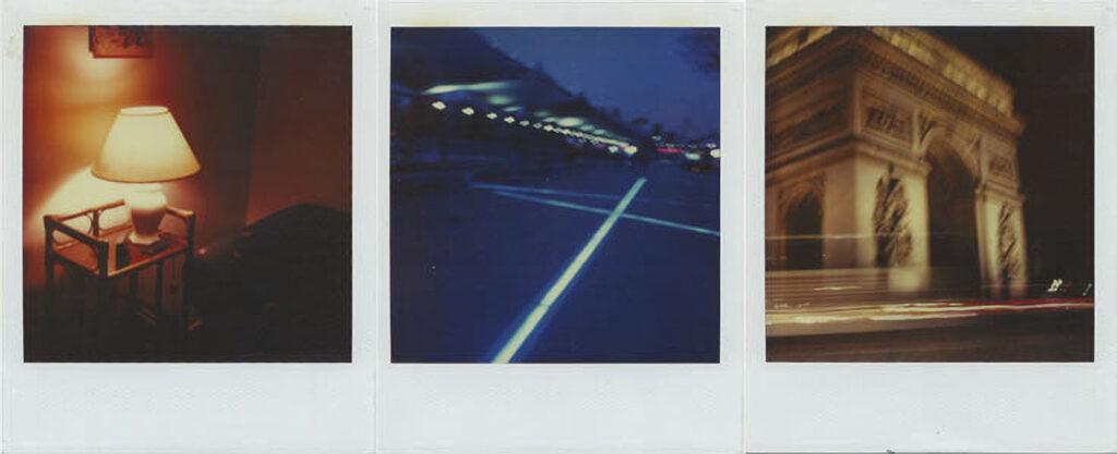 Polaroid Diary - Waldemar Stoffel